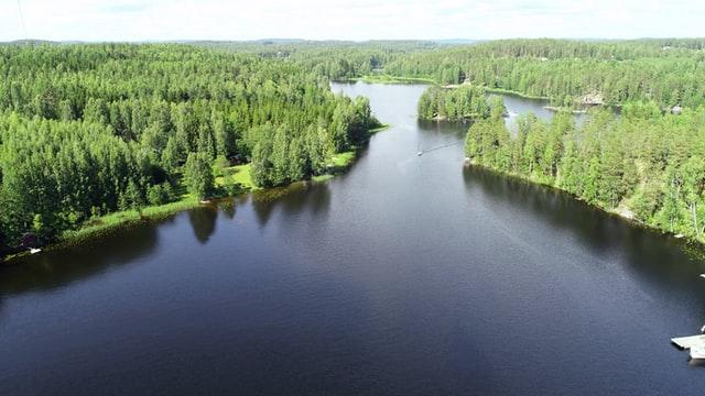 サイマー湖